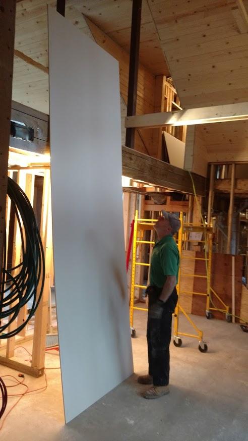 Drywall Dilemma Colbert Repair